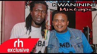 DJ Brownskin & Mc Cure ,Live Reggae one drop Mix, Kwaninini Mix ( RH EXCLUSIVE)