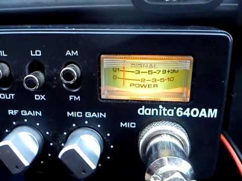 Danita 640 AM Filtry