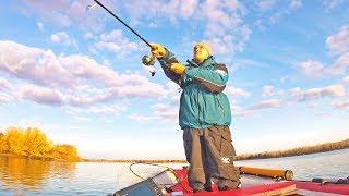 Рыбалка на Оби в Октябре Поехал брать РЕВАНШ у МОНСТРОВ за КРЮЧКИ