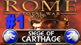 Siege of Carthage Challenge #TEAM RED #1