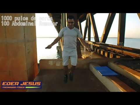 Ponte Rodoferroviária  1000 pulos de corda