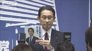 外交や憲法改正など6つの柱 自民党が参院選公約(19/06/07)