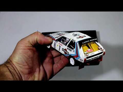 111-Lancia S4 S R C  y novedades Ninco