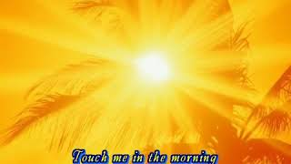 Touch Me In The Morning - Diana Ross (Lyrics)