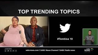 Trending Topics   15 June 2021