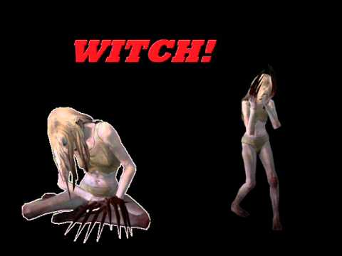 L4D2: Music + All Witch sounds
