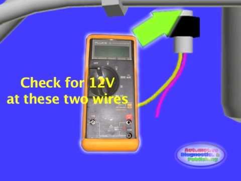 HVAC Low Pressure Sensor Testing - YouTube