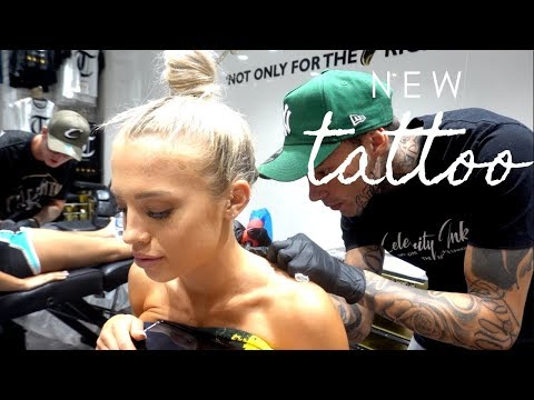 NEW TATTOO | vlog