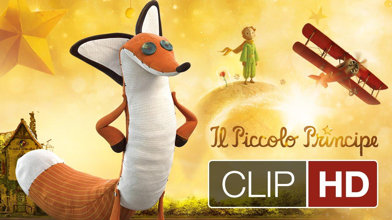 Disegno Volpe Piccolo Principe.Il Piccolo Principe Clip Hd La Pecora Youtube