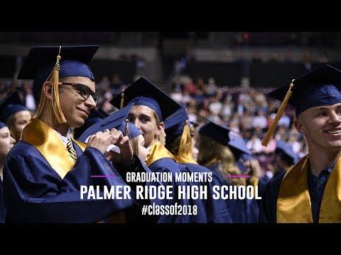 Graduation Moments: Palmer Ridge High School