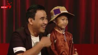 Ca sĩ nhí 4 tuổi Nguyễn Tấn Tài hát Gặp mẹ trong mơ.