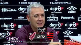 Confirmação do Tiago Nunes como novo treinador do Corinthians - Show de Bola (08/11/19)