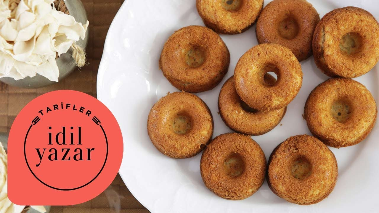 Fırında Donut Videosu