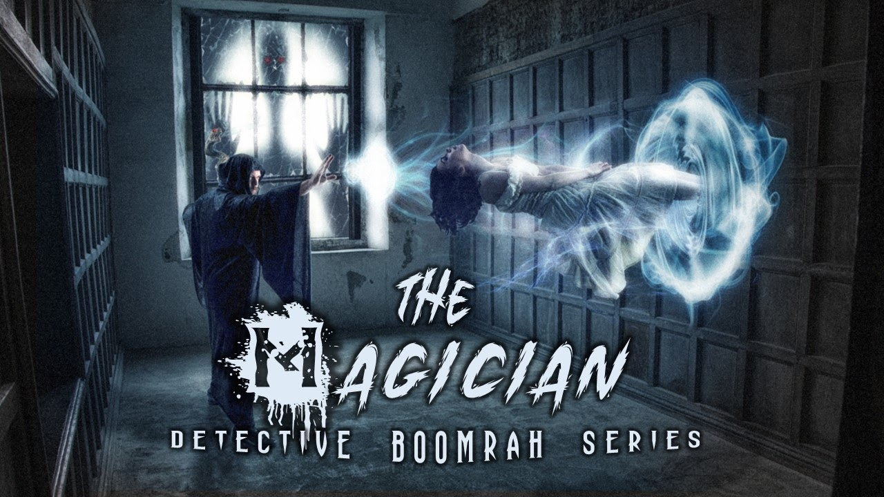 Detective Horror Story in Hindi | जादूगर (The Magician) | Kahani | Kahanikaar SudhanshuRai