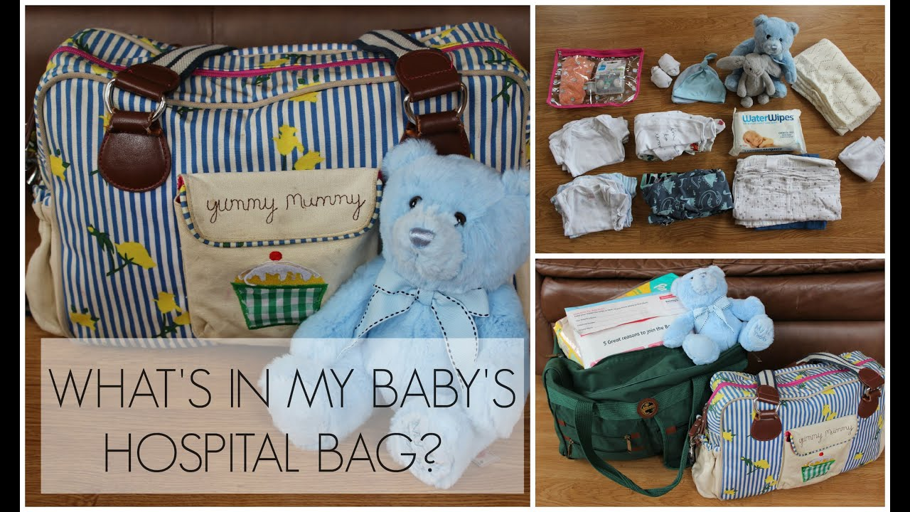 What S In My Baby Hospital Bag Uk