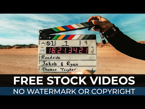 Top 10 Free Stock Footage Websites 2020 [No Copyright Or Watermark]