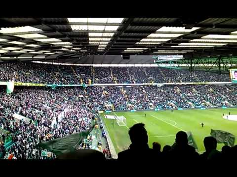 let the people sing, celtic fans