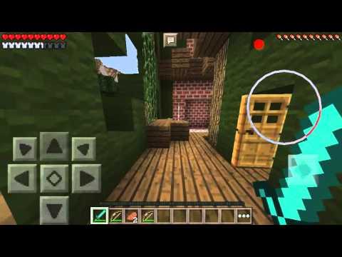 MCPE Survival Games #12 w/Rıfkı