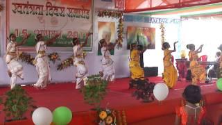 Preeta Puhan ( Mamlu ) dance Jahan dal dal pe song