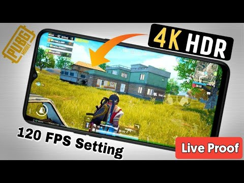 how-to-play-pubg-mobile-4k-graphics-120fps-frame-hdr-&-extreme-pubg-mobile-2019