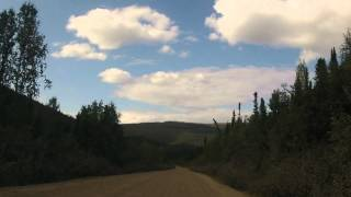 GoPro on WRX: Dawson City, YT to Tok, AK on the Top of the World Highway (5/9)