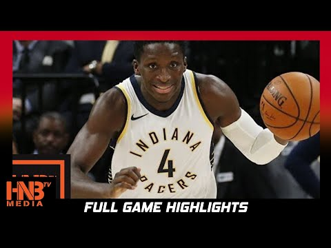Victor Oladipo (23 pts) Full Highlights vs Cavs / Week 2 / Pacers vs Cavaliers