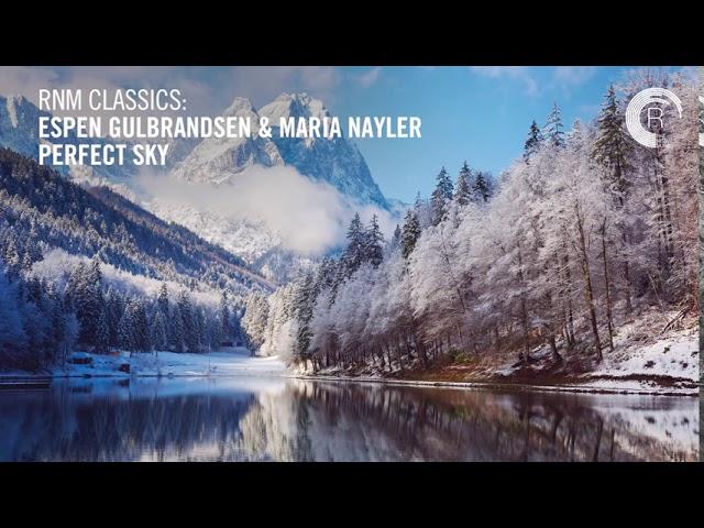 Espen Gulbrandsen & Maria Nayler - Perfect Sky [RNM CLASSICS] + LYRICS