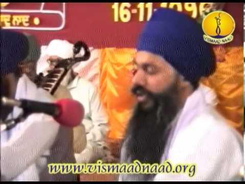 Siree Raag_ Bhai Gurdev Singh Australia  : Adutti Gurmat Sangeet Samellan 1996