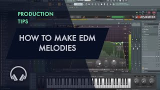 How To Make EDM Melodies - Sample Module from Mainroom Future House Course