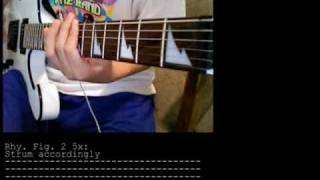 System of a Down Cover: Lost in Hollywood (W/ Tabs!)