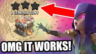 Clash Of Clans - WOW! I CANT BELIEVE THIS ACTUALLY WORKS!!
