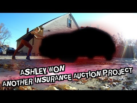 Ashley bought another auction car