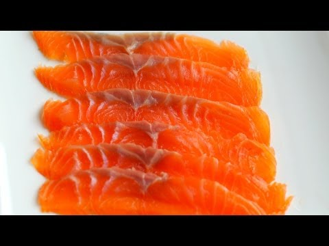 How To Cold Smoke Salmon - Cold Smoked Salmon Video Recipe -  Cold Smoking Fish