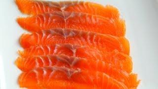 How To Cold Smoke Salmon - Cold Smoked Salmon Video Recipe -  Cold Smoking Fish
