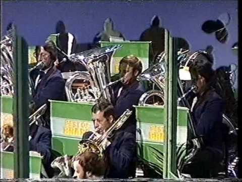 "Cory Band BBC TV Best of Brass 1983, ""9th January"" by Shostakovich"