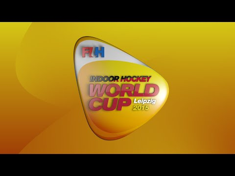 LIVE Finals - Indoor Hockey World Cup 2015, Leipzig Germany