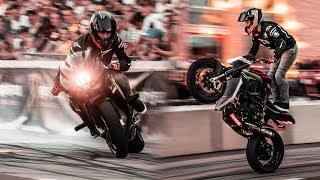 Mon show en MV Agusta Brutale et F3 pour le Dutch Moto Gp