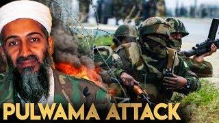Like Bin Laden Kill The One Behind Pulwama Attack : Krishnan Fiery Speech   Ex - Airforce