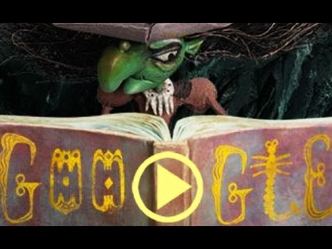 Happy Halloween! Witch Google Doodle 2013 interactive [HD] - YouTube