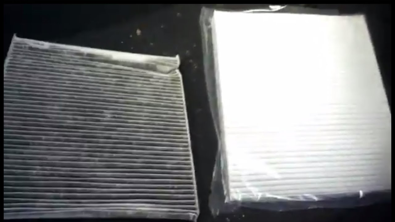 how to make a dust filter