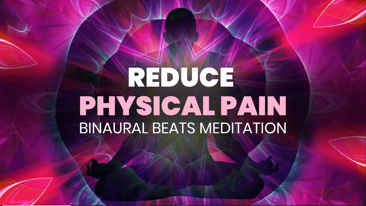 Reduce Physical Pain: DNA Repair, Full Body Healing, Cure Anxiety - 174hz | Binaural Beats