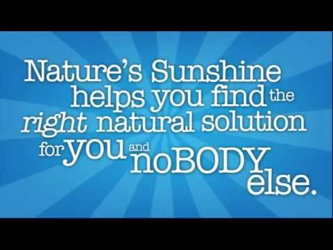 Everybody have different needs - Natures Sunshine Herbal Health Products,