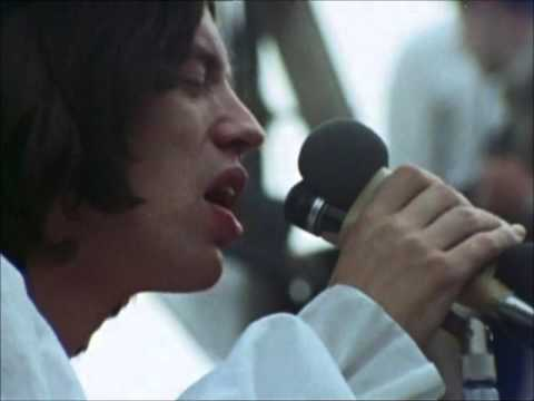 Rolling Stones - No Expectations (Hyde Park, 1969)