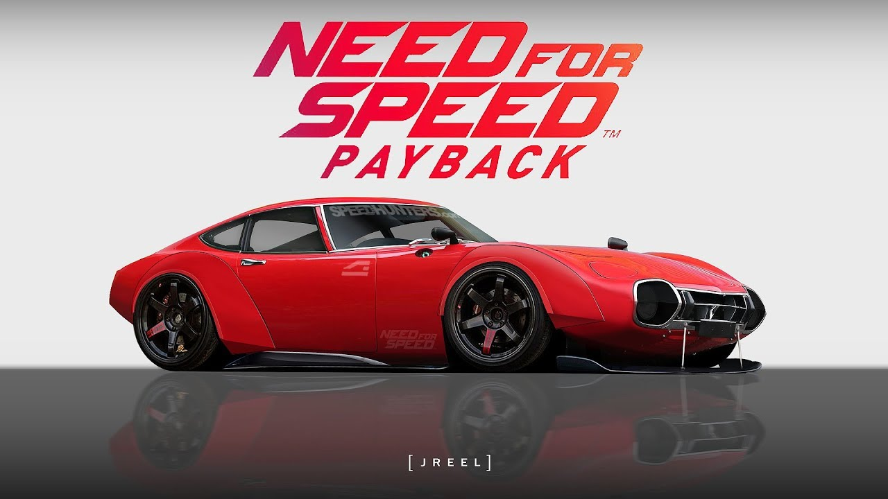 Need for Speed PAYBACK APK ANDROID (NFS PAYBACK 2017/2018)