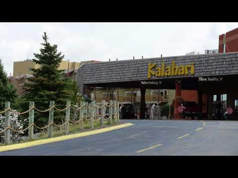 911 audio from Kalahari Resorts accident