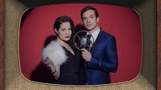 Electro Swing UK at Eurovision 2015 with Electro Velvet still in love with you