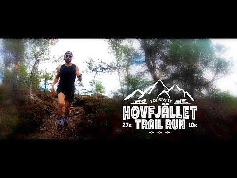 Hovfjället Trail Run - Promo 2018