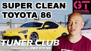 Autotuned Toyota 86 - Tuner Club by Nitto Eps.11