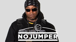 Spice 1 turns up on No Jumper for 2 hours and kicks legendary tales