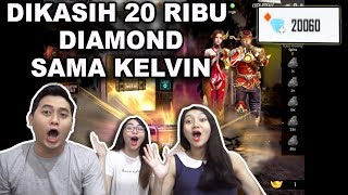 Download Video DIKASIH DIAMOND BANYAK SAMA KELVIN ! AUTO GACHAAAA !! MP3 3GP MP4